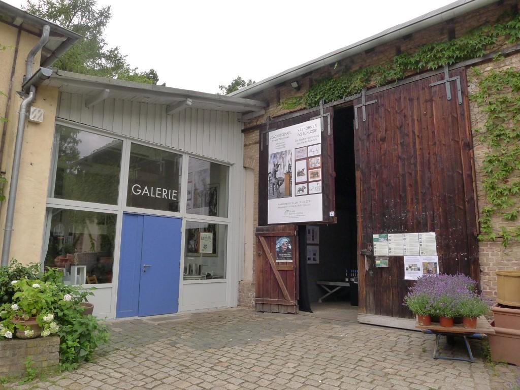Galerie und Scheune