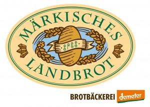 Logo Märkisches Landbrot Brotbäckerei demeter
