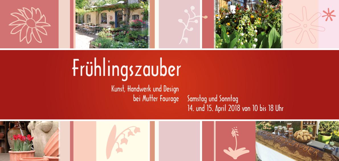 Frühlingszauber 2018 Postkarte