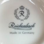 Siegel der Porzellanmanufaktur Reichenbach