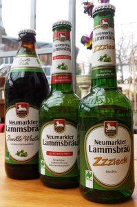 Lammsbräu diverse Sorten in Flaschen