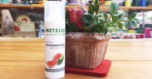Sonnenschutz für sensible Haut