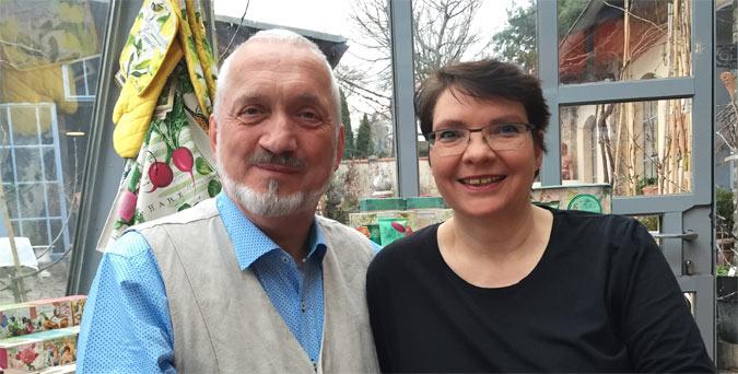 Heribert von Reiche und Dagmar Wohlgemuth-von Reiche