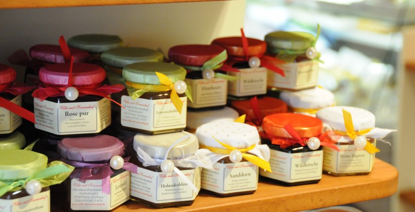 Leckere Marmeladen bei Feine Kost