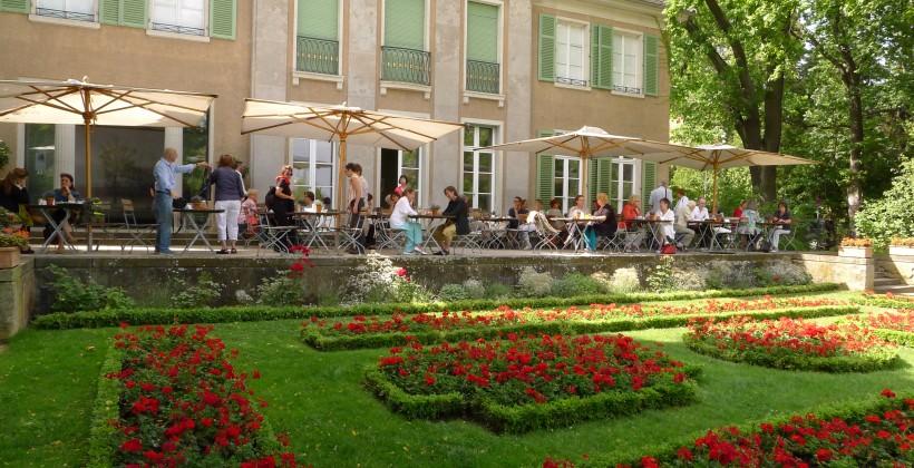 Café Max in der Liebermann-Villa am Wannsee