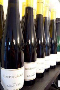 Weißweine Rotweine von Dreissigacker